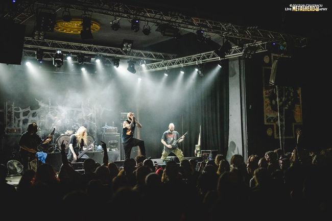 Poze Poze SUFFOCATION - Poze concert Belphegor si Suffocation