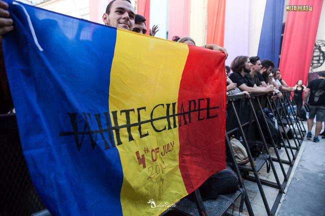 Poze Poze Whitechapel - Poze de la concertul Whitechapel