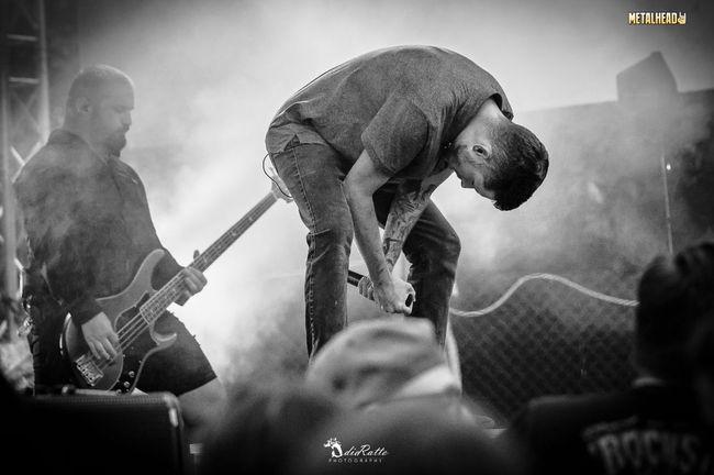 Poze Whitechapel in premiera in Romania pe 4 Iulie in Quantic (User Foto) - Poze de la concertul Whitechapel