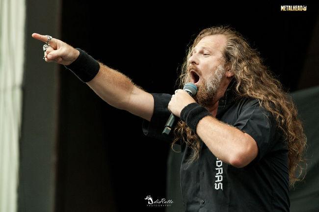 Poze Poze Slayer - Poze concert Slayer