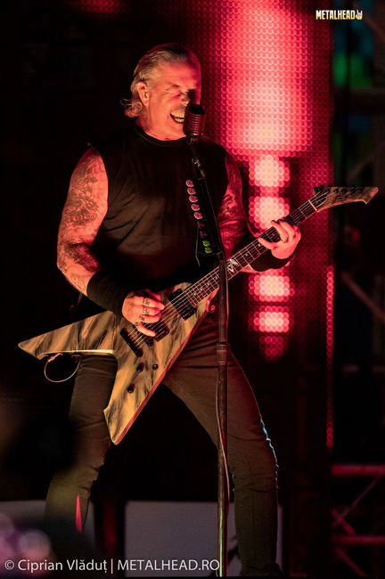 Poze Poze Metallica la Bucuresti pe National Arena -