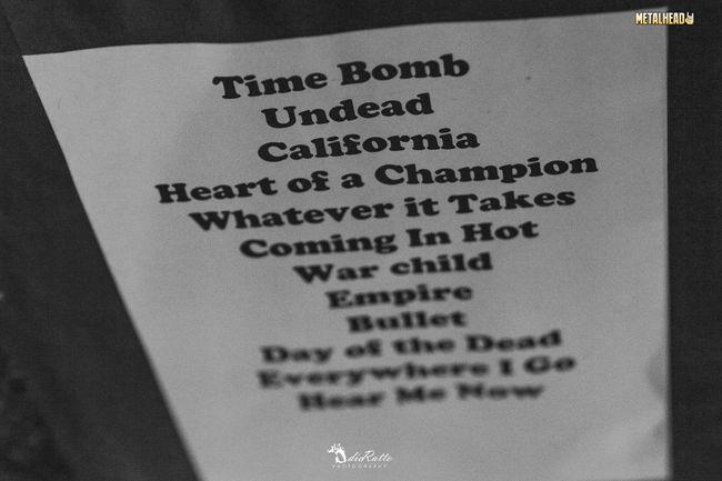 Poze Papa Roach si Hollywood Undead pe 3 Martie la Arenele Romane (User Foto) - Poze Concert Papa Roach si Hollywood Undead