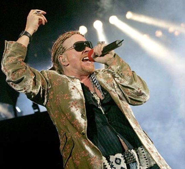 Poze Poze Guns N Roses - Rose