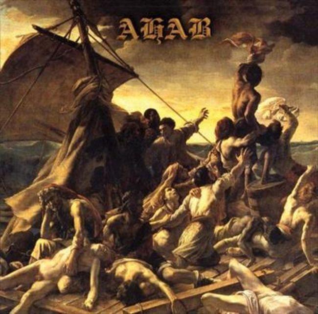"Poze Poze AHAB - Coperta ""The Divinity of Oceans"""