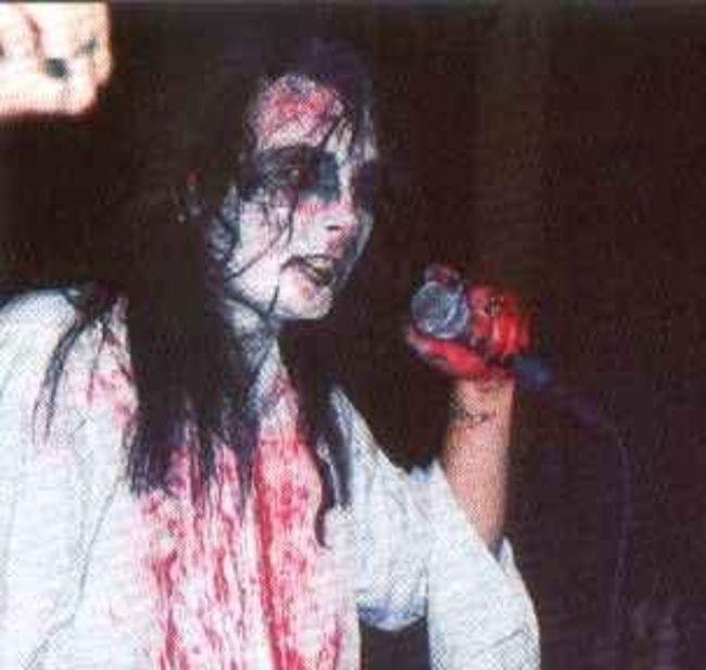 Poze Poze Cradle of Filth - Bloody Dani