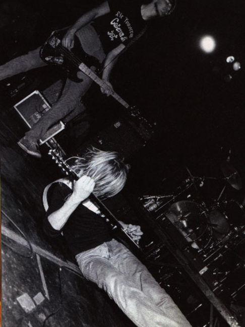 Poze Poze Nirvana - kickin'