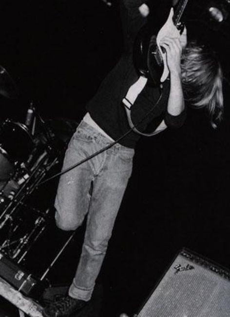 Poze Poze Nirvana - bang baby!