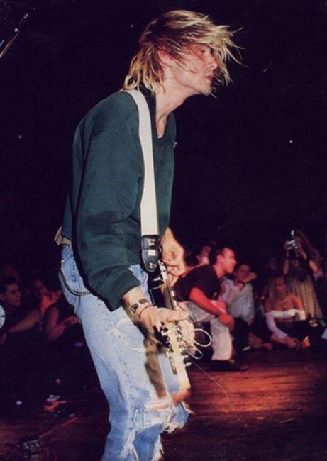 Poze Poze Nirvana - soul guitar