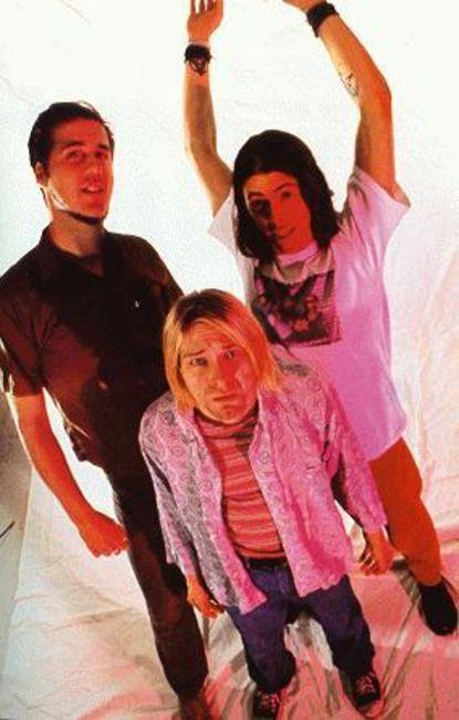 Poze Poze Nirvana - wee!