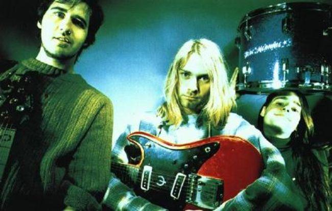 Poze Poze Nirvana - green ppl
