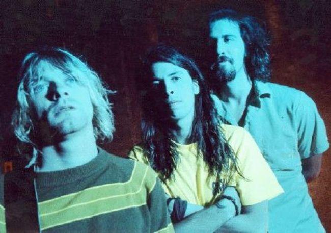 Poze Poze Nirvana - blue-ish