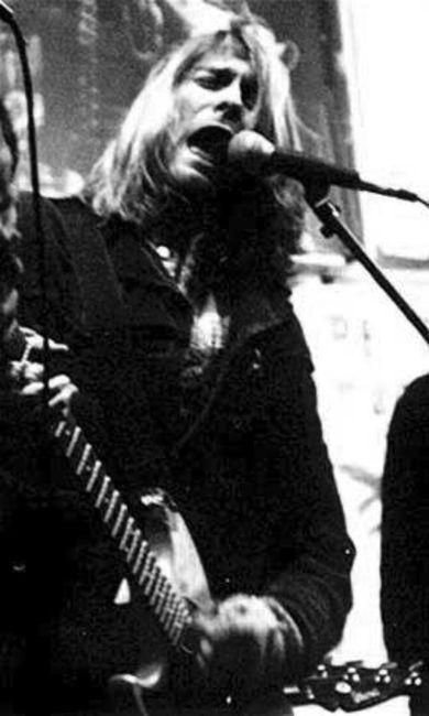 Poze Poze Nirvana - scream
