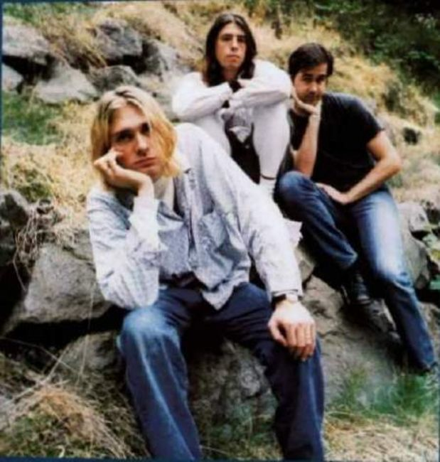 Poze Poze Nirvana - band