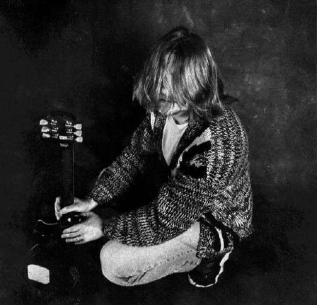 Poze Poze Nirvana - kurt