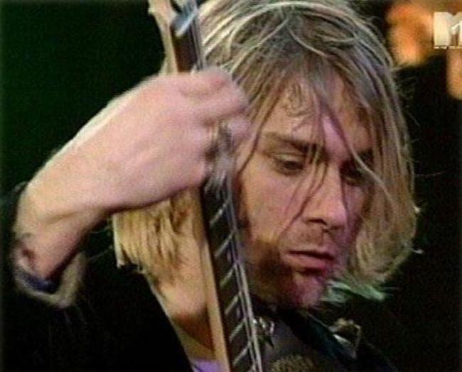 Poze Poze Nirvana - mtv