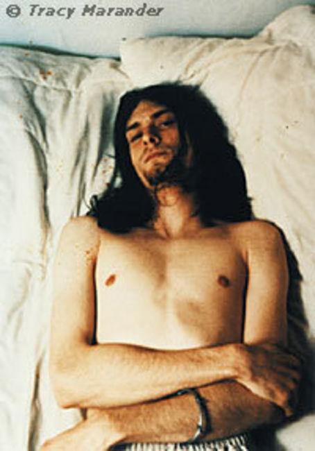 Poze Poze Nirvana - half naked