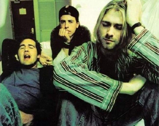 Poze Poze Nirvana - bored guys