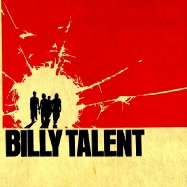 Poze Poze Billy Talent - Billy Talent I