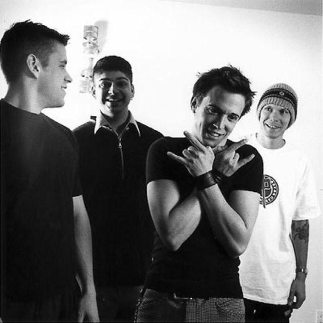 Poze Poze Billy Talent - Billy Talent_band