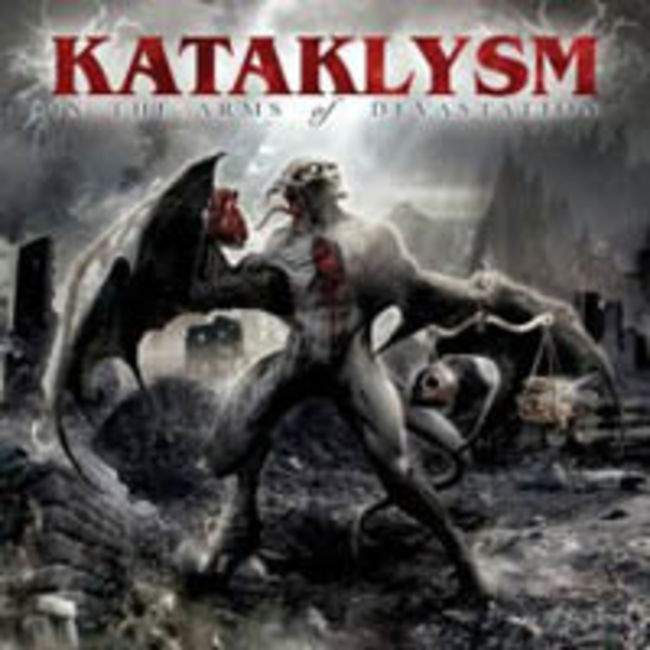Poze Poze KATAKLYSM - In the Arms of Devastation