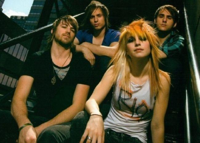 Poze Poze Paramore - :P