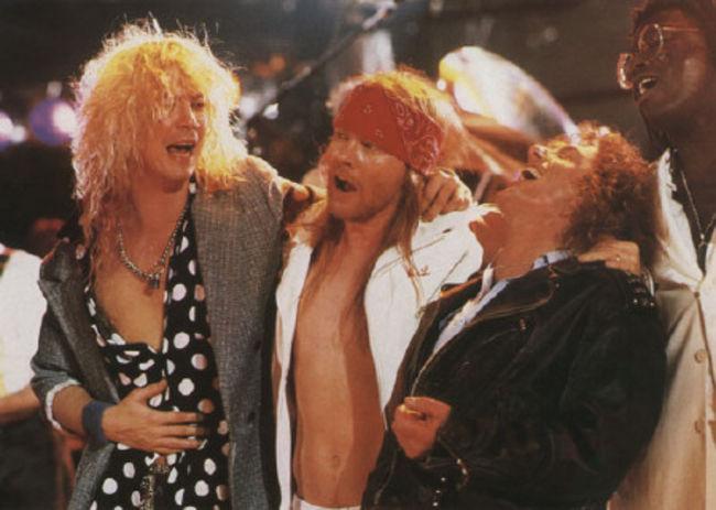 Poze Poze Guns N Roses - Duff & Axl