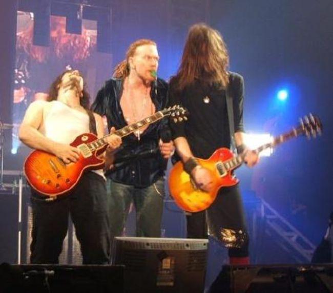Poze Poze Guns N Roses - Group