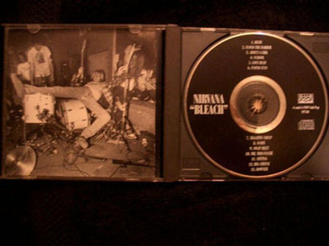 Poze Poze Nirvana - bleach
