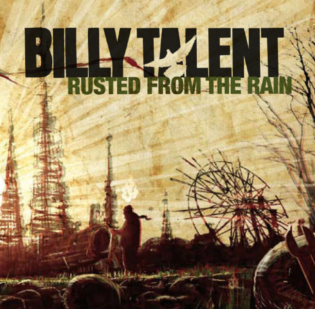 Poze Poze Billy Talent - Rusted From The Rain