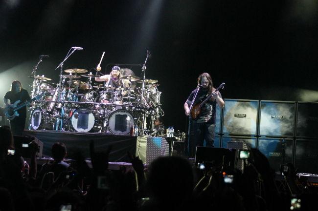 Poze Poze Dream Theater - Concert Kaliakra - 2009