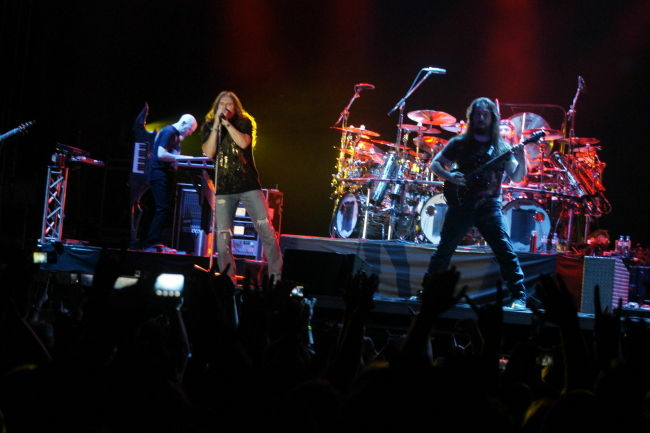 Poze Poze Dream Theater - Kaliakra Rock Fest - 2009