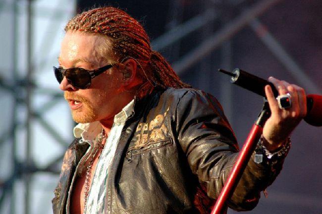 Poze Poze Guns N Roses - Axl