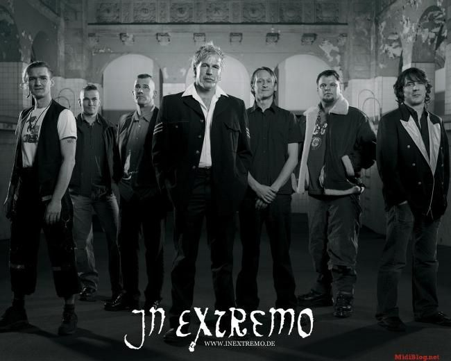 Poze Poze In Extremo - In Extremo