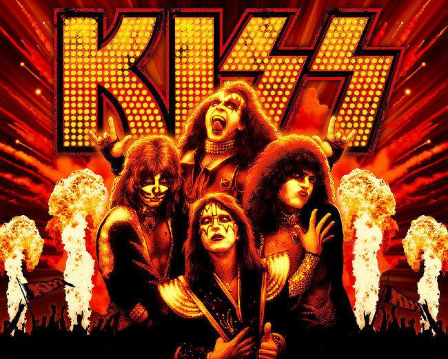 Poze Poze Kiss - KISS