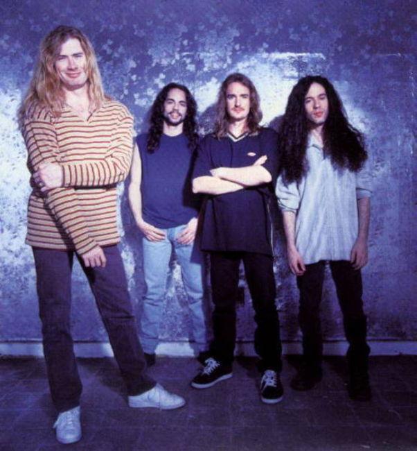 Poze Poze Megadeth - Megadeth