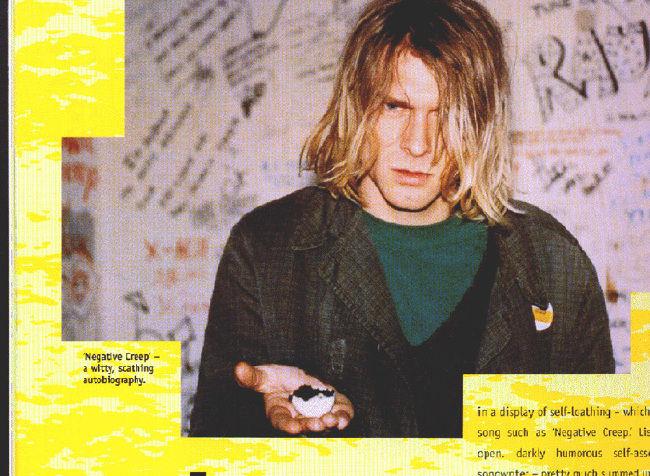 Poze Poze Nirvana - eggiwegg