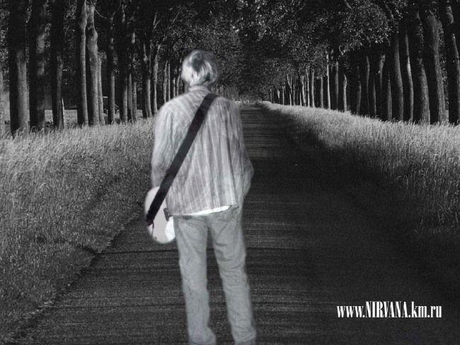 Poze Poze Nirvana - alone..