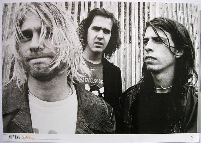 Poze Poze Nirvana - nirvana sliver poster