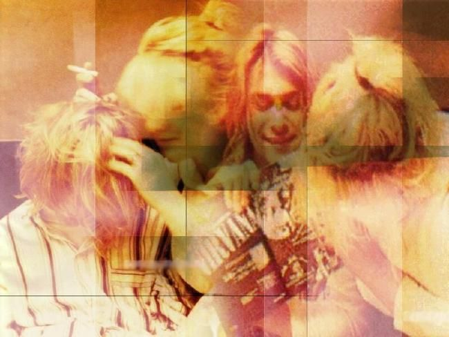 Poze Poze Nirvana - kurt and courtney
