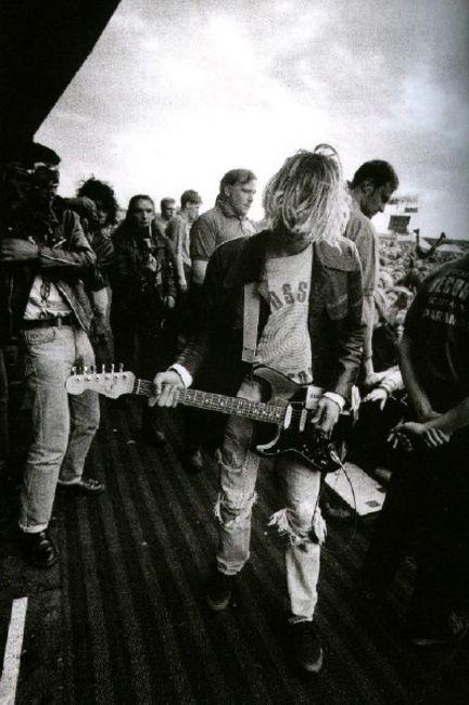 Poze Poze Nirvana - kurt kinky