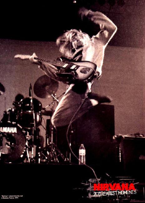 Poze Poze Nirvana - smash em kurt