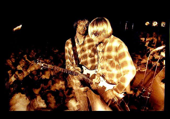 Poze Poze Nirvana - i see double