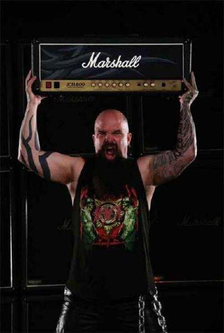 Poze Poze Slayer - kerry king