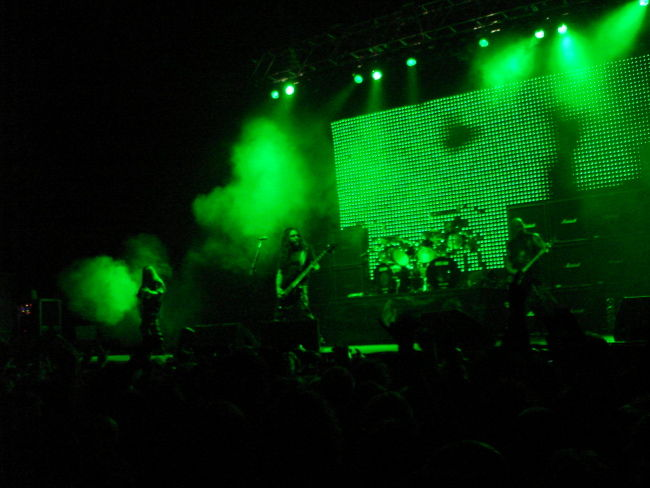 Poze Poze Slayer - unholy alliance 24.nov.2008