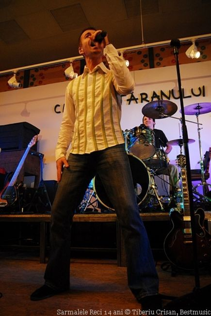 Poze Poze Sarmalele Reci (RO) - Sarmalele Reci live 14 ani MTR