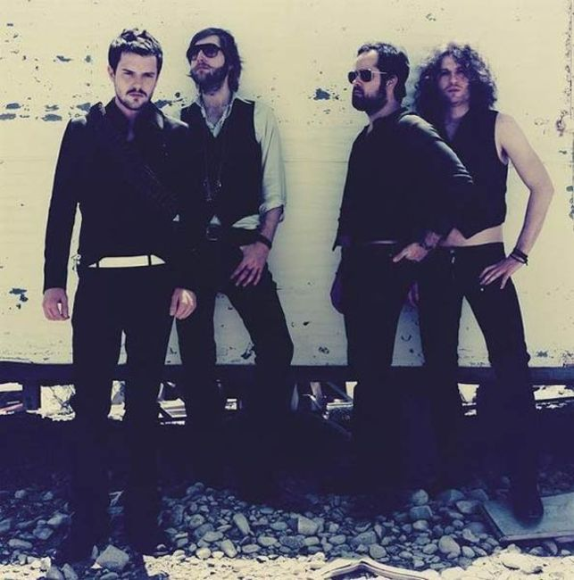 Poze Poze The Killers - The Killers