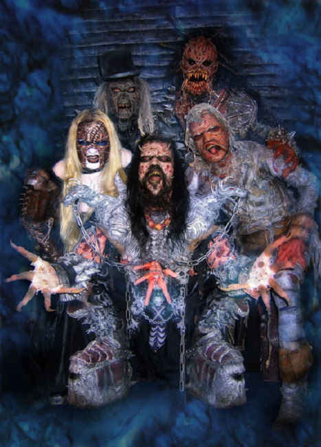 Poze Poze Lordi - Lordi Promo 2004