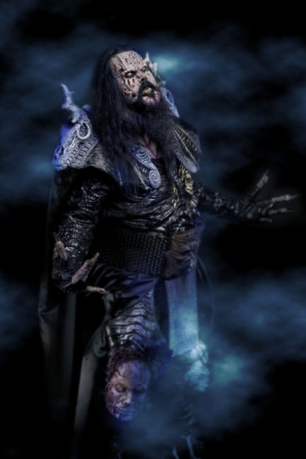 Poze Poze Lordi - Mr Lordi Promo 2008