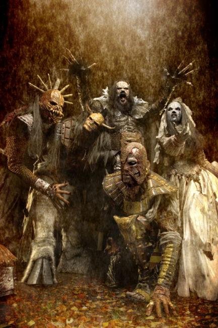 Poze Poze Lordi - Lordi promo 2008