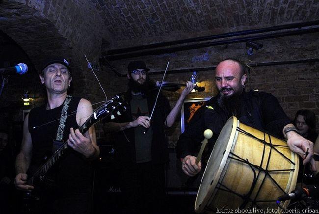 Poze Poze Kultur Shock - Kultur Shock in Fire Club, Bucuresti, 5 martie 2008